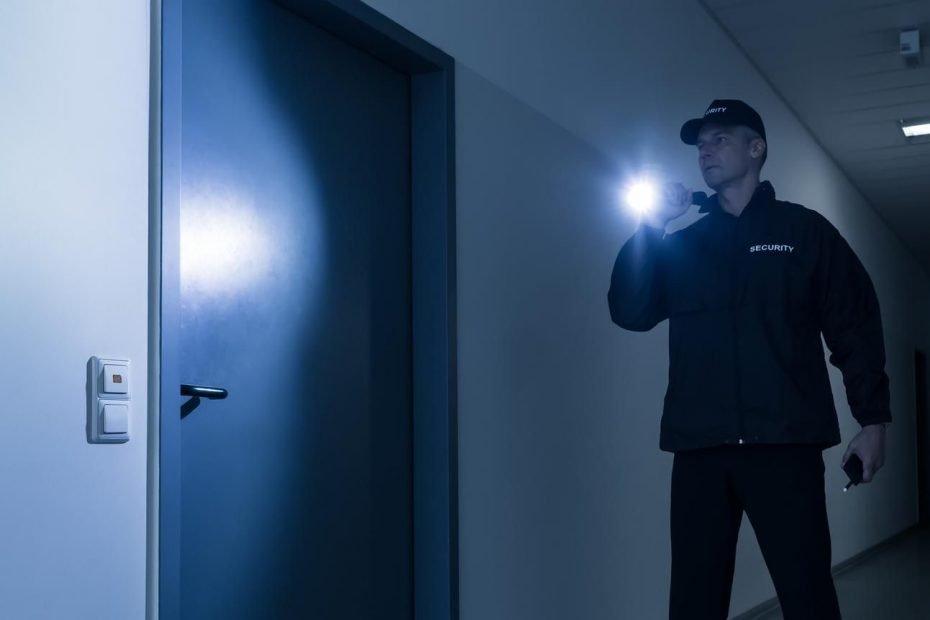risk management security guards